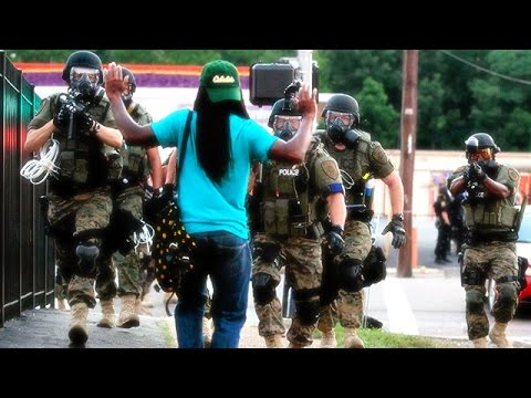 Michael Brown Shooting UPDATE: Ferguson Protests | TakePart Live