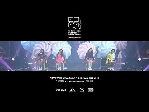 [f(x) the 1st concert DIMENSION 4 - Docking Station]  SURROUND VIEWING TEASER