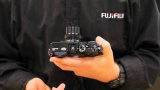 Fuji x10 demo video at the Phoblographer