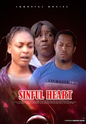 Sinful Heart Nigerian Movie Part 2 - Patience Ozokwor, Mike Ezuruonye