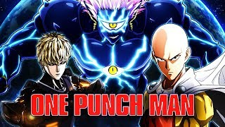 One Punch Man: A Hero Nobody Knows - Official Announcement Trailer