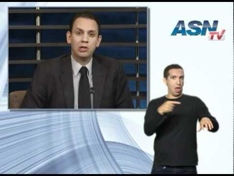 [LIBRAS] 05/08/2011 - Programa da Agência Adventista Sul-Americana de Notícias