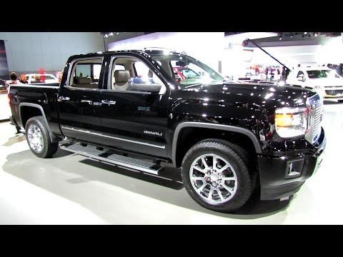 2014 GMC Sierra Denali - Exterior and Interior Walkaround - 2013 LA Auto Show