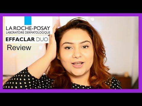 La roche Posay Effaclar range review {Delhi fashion blogger}
