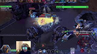 Raynor Hyperion on Braxis - Grandmaster Storm League Game