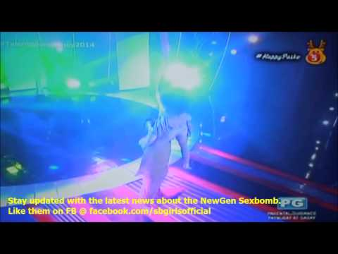 Sexbomb Aira @ Talentadong Pinoy Celebrity Edition (12/7/2014)