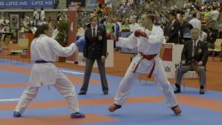First day of 2016 Karate World Championships gave fans memorable moments in Kumite