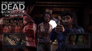 The walking Dead: Michonne - FR - Episode 1: En Eaux troubles - Partie 3