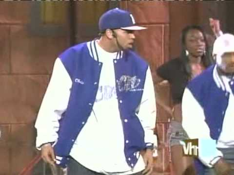 CHRIS BROWN LIVE - EXCUSE ME MISS