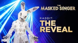 The Rabbit Is Revealed | Season 1 Ep. 8 | THE MASKED SINGER