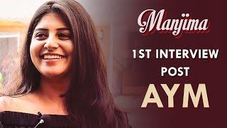 """You can't kill me in AYM"" – Manjima to GVM"