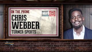 Chris Webber Talks Duke Freshman vs Fab 5, Michigan & More w/Dan Patrick | Full Interview | 11/8/18