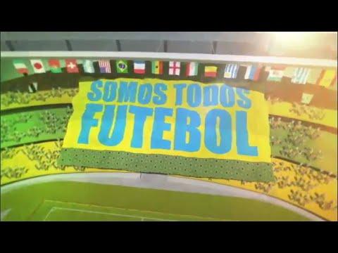 Somos Todos Futebol - As torcidas estrangeiras na Copa do Mundo do Brasil (Rede Record)