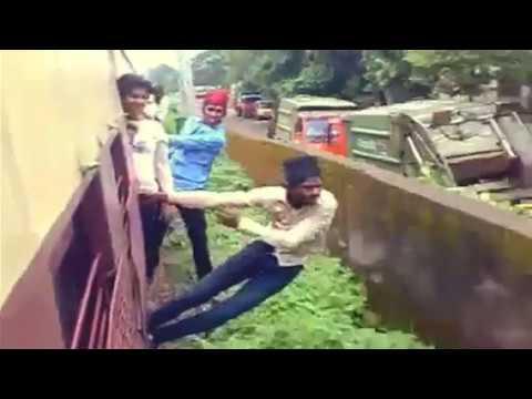 Saltos - Locos en el tren