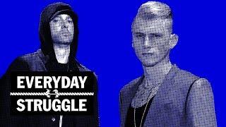 Did Eminem Bury MGK with