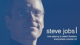 Steve Jobs - Now Playing In Select Theaters, Everywhere October 23 (TV Spot 43) (HD) - Продолжительность: 31 секунда