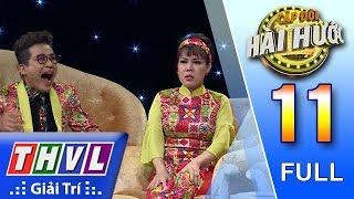 THVL | Cặp đôi hài hước Mùa 2 – Tập 11 FULL: Người lạ ơi