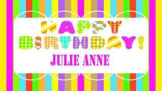 Julie Anne   Wishes & Mensajes - Happy Birthday