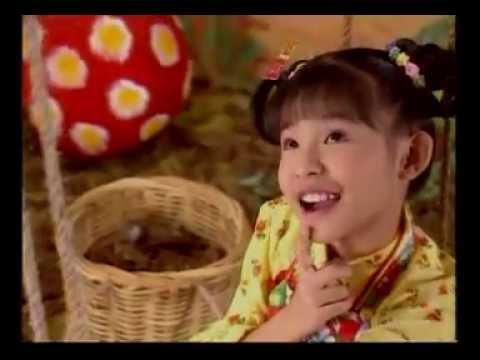 Cai Mo Gu De Xiao Gu Niang(children Mandarin Song).mp4 video