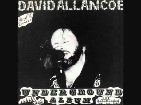 David Allan Coe - Honey Dont