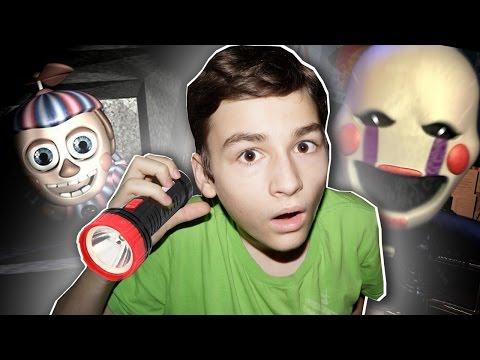 ОНИ ВЕРНУЛИСЬ! | Five Nights at Freddy's 2