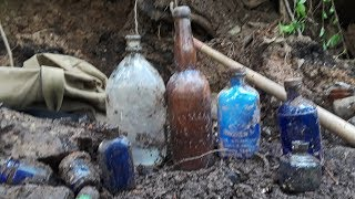 Ohio Valley Treasure Hunting Antique Wheeling Wv Beer Archaeology History Channel