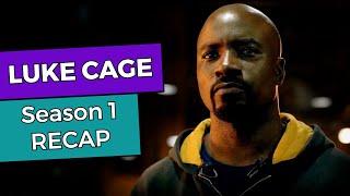 RECAP!!! - Luke Cage: Season 1