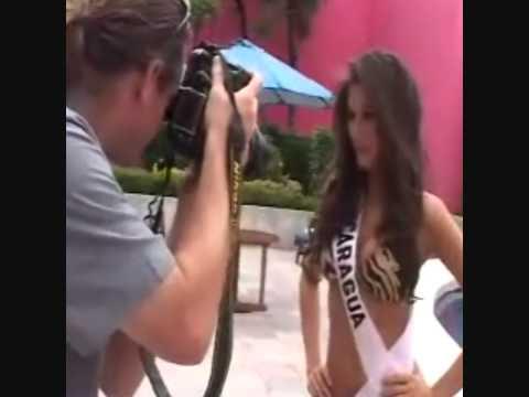 Xiomara Blandino - Top 10 - Miss Universe 2007