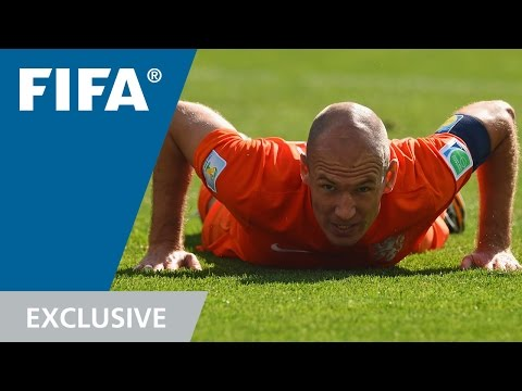 Robben Interview EXCLUSIVE: 'Yes, it was a penalty'