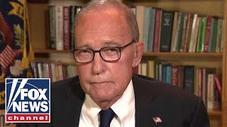 Larry Kudlow talks fallout from trade tensions with China
