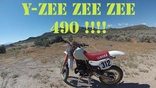 YZ 490