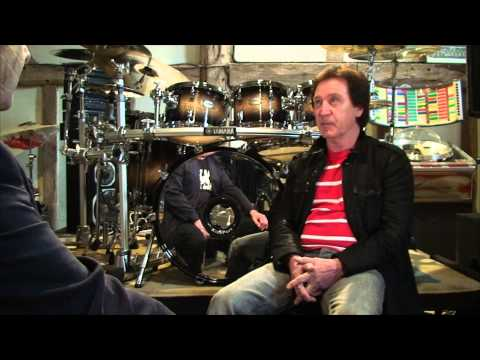 Kenney Jones (The Faces/The Who) - Interview with Spike [PART ONE]