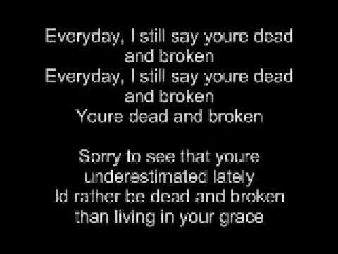 Godsmack - Dead and broken