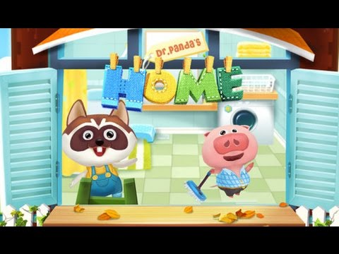 Dr. Panda Home APK Cover
