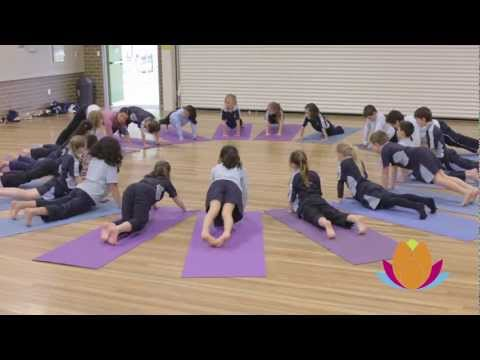 Yoga To Go Kids Classes in Australian Primary Schools