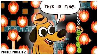 I Did Something Smart! // Super Mario Maker 2 Troll Levels