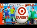 World's Biggest TARGET Surprise Egg! Scavenger Hunt Toys + Ne...