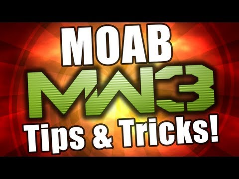 MW3 Gameplay - M.O.A.B. Tips & Tricks - FLAWLESS Nuke! - (Call of Duty Modern Warfare 3 Multiplayer)