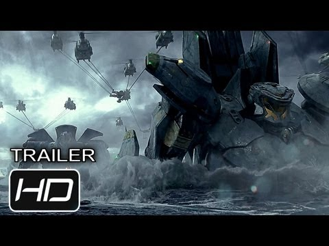 Titanes del Pacfico - Trailer 2 Oficial - Subtitulado Latino - HD