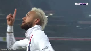 Neymar Pays Homage To Late Kobe Bryant After Scoring | Lille vs PSG