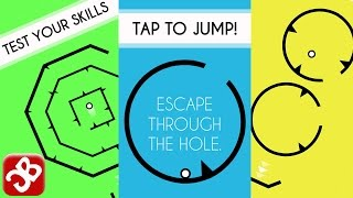 Shape Escape (By Buildbox Games) iPhone/iPad/iPod Touch - Gameplay Video