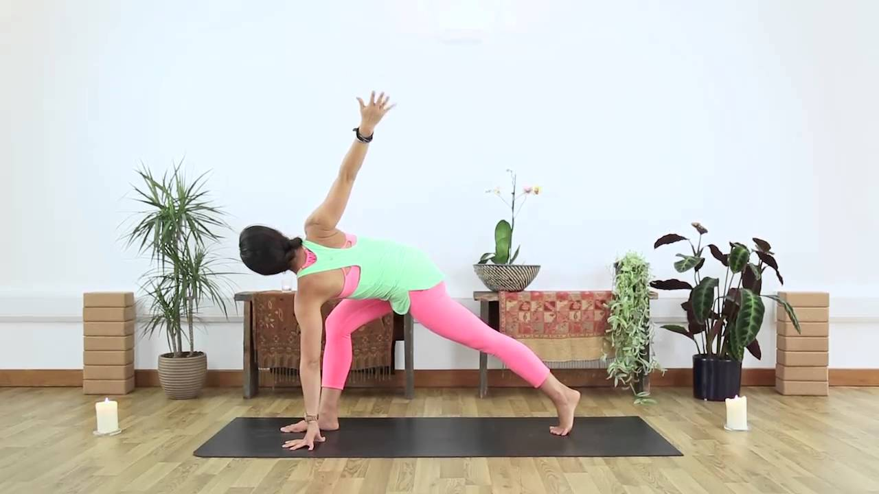 5-Day Evening Yoga Challenge: Friday Fun Preview