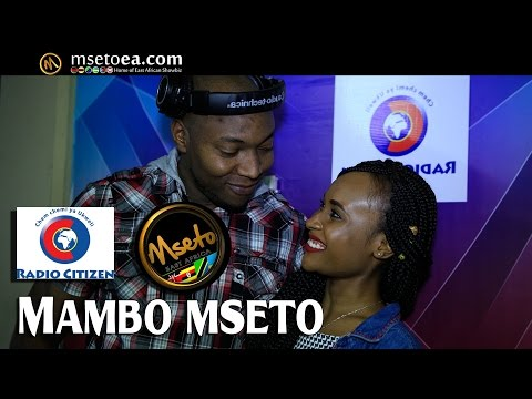 Jovial Live On Mambo Mseto (Radio Citizen) With Mzazi Willy Tuva & Dj Flash Kenya