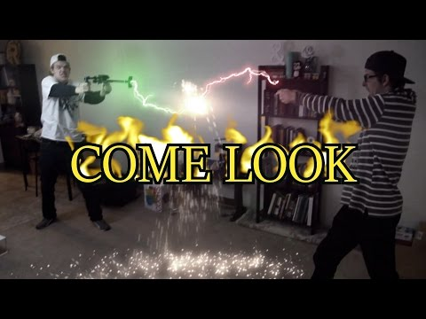 Come Look- Hitfilm3 Pro