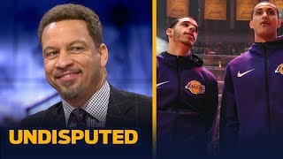 Chris Broussard evaluates the Lakers