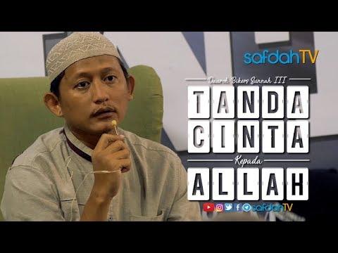 Dauroh Bikers Sunnah III Bukti Cinta (Sesi 04): Tanda Cinta Kepada Allah - Ustadz Badru Salam, Lc