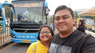 150 രൂപയ്ക്ക് ബാംഗ്ലൂർ മുഴുവൻ കറങ്ങാം - Travel Unlimited in Bangalore for Rs 150 by BMTC Buses