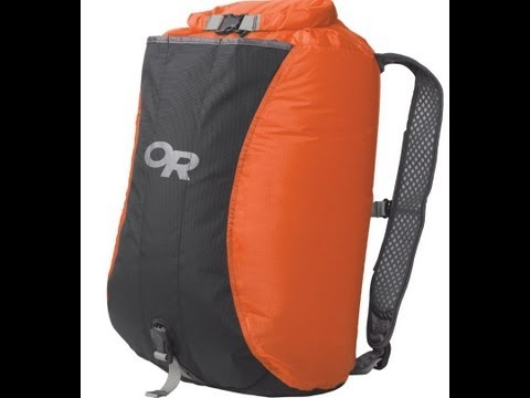 REVIEW Outdoor Research Dry Peak Bagger Daypack by onza04