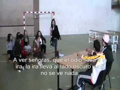 Aquí No Hay Quien Viva 1ºBCS Educación Física Virgen del Espino