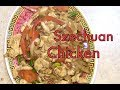 Szechuan Chicken cheekyricho cooking Video Recipe ep.1,175